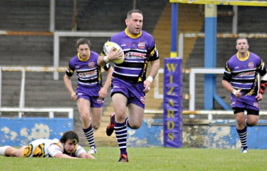 Warrington Wizards