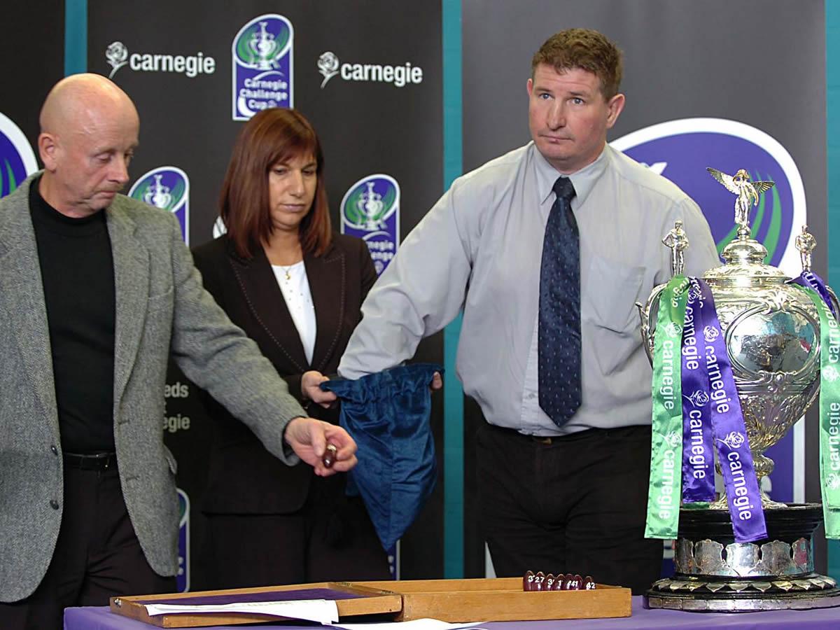 Leeds Met Carnegie Challenge Cup
