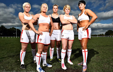 Women from england