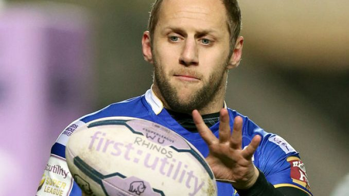 Leeds Rhinos legend Rob Burrow diagnosed with MND