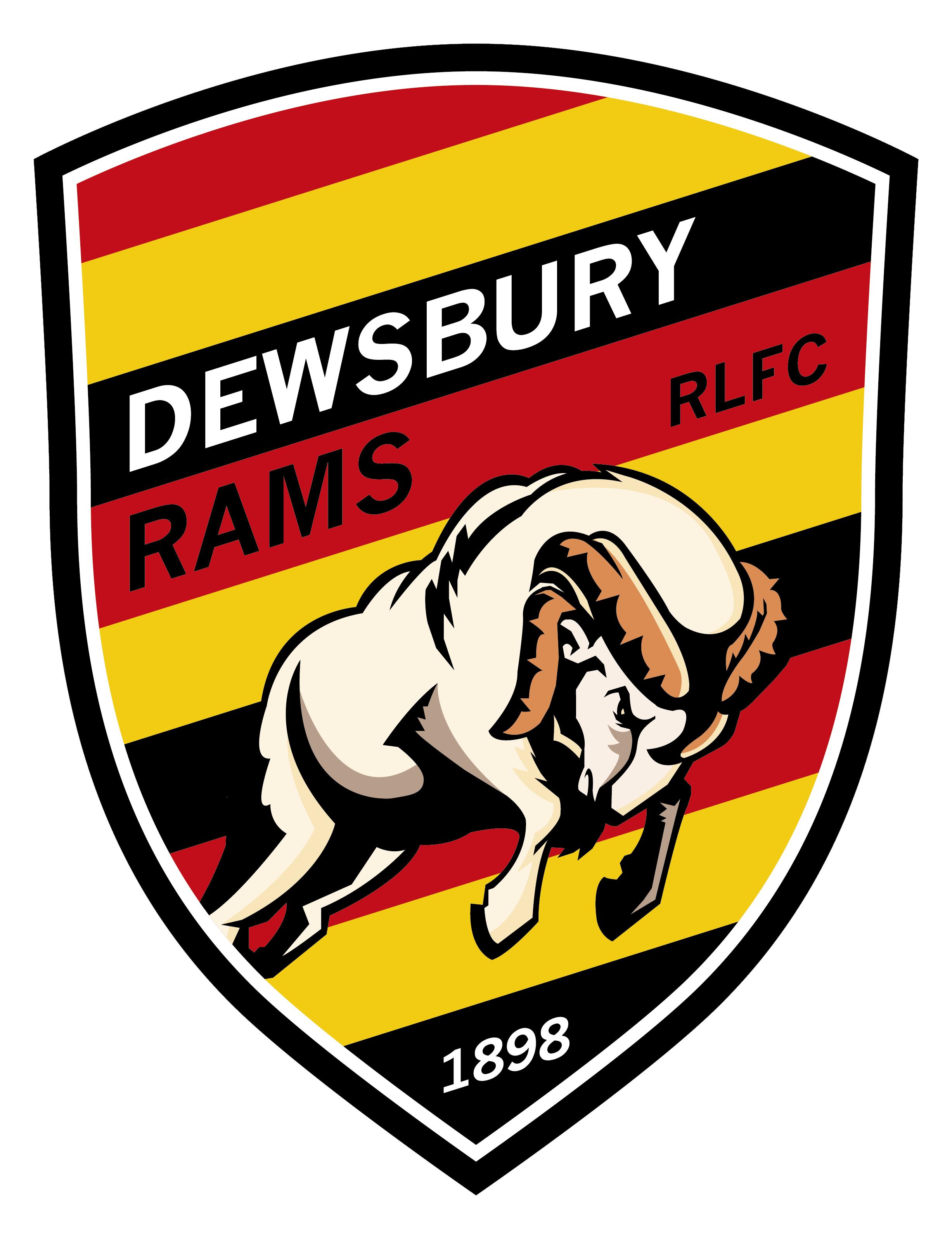 Dewsbury Rams badge