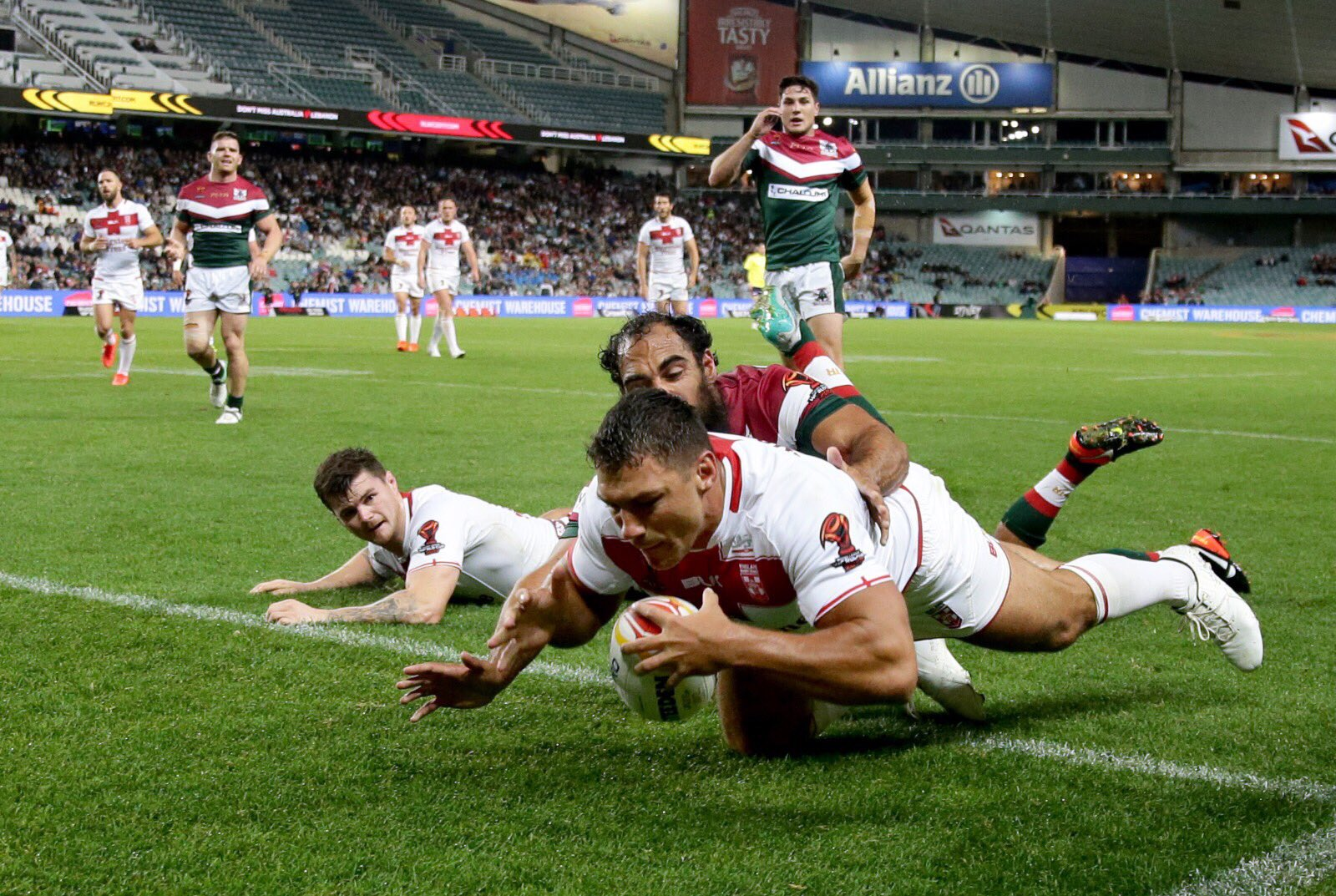 Andy Mannah twitter talk: fans react to england beating lebanon | love