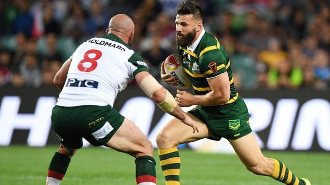 REPORT: Australia 34 Lebanon 0 | Love Rugby League