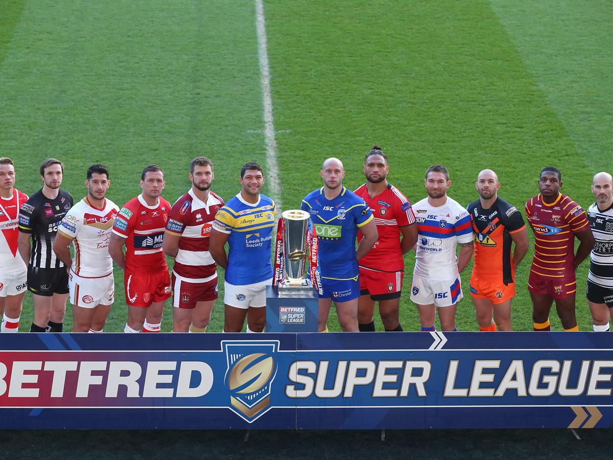 Super League Rugby
