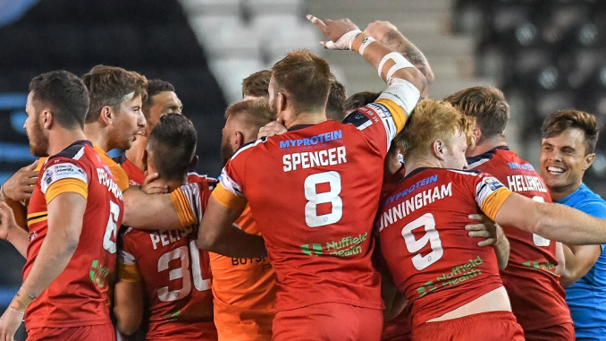 Super 8s & Qualifiers round-up: London on top, Salford win ...