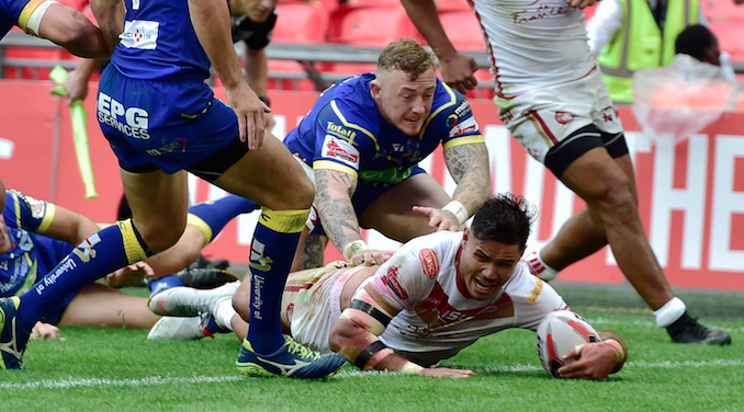 Have Your Say Should Golden Try Be Brought Into Super League Love Rugby League