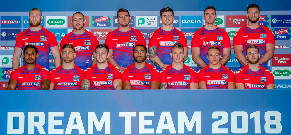 Seven St Helens Players Included In 2018 Dream Team Love