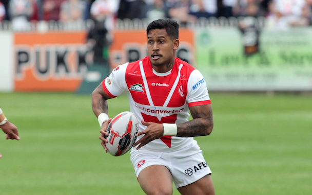 Top Five Try Scorers In Super League In 2018 Love Rugby League