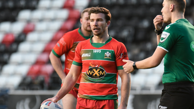 Duo Depart North Wales Love Rugby League