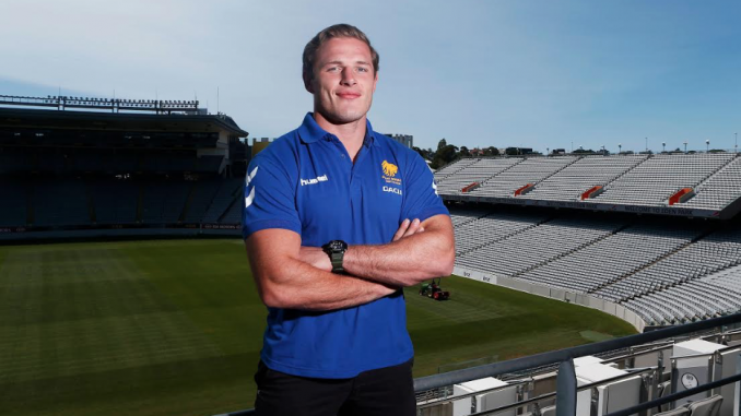 George Burgess hoping to emulate brother Sam in representing Great Britain
