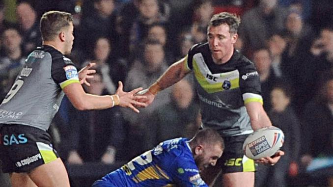 Wakefield Trinity Love Rugby League