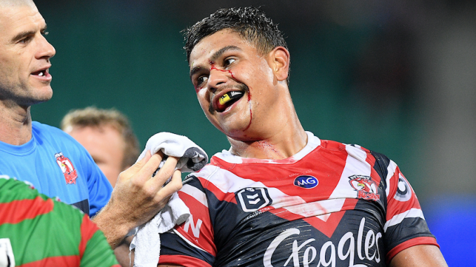 Latrell Mitchell granted leave of absence by Roosters