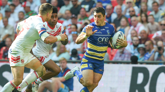 Challenge Cup final: Louie's homecoming can boost RFL's coffers