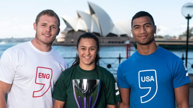 Tomkins leads dominant England as Australia overcome New Zealand