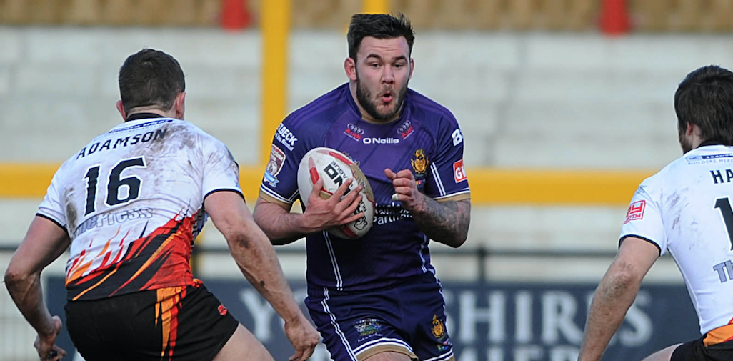 Ben Davies commits to Oldham - Love Rugby League