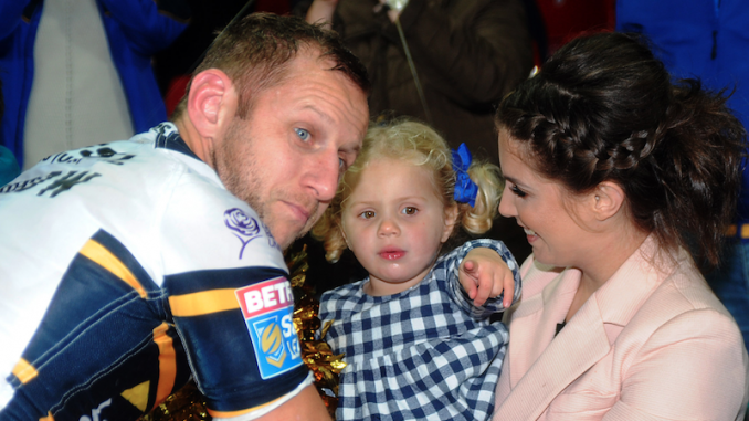 Leeds great Rob Burrow diagnosed with Motor Neurone Disease