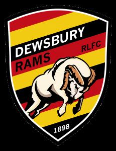 Dewsbury Rams logo