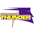 Newcastle Thunder logo