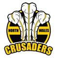 North Wales Crusaders logo